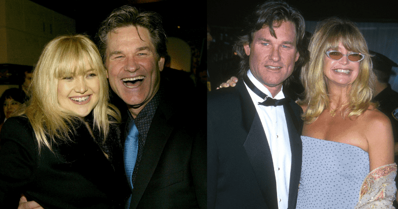 Kate Hudson And Brother Oliver Reveal The Exact Moment Their Mother Goldie Hawn Fell In Love With Kurt Russell