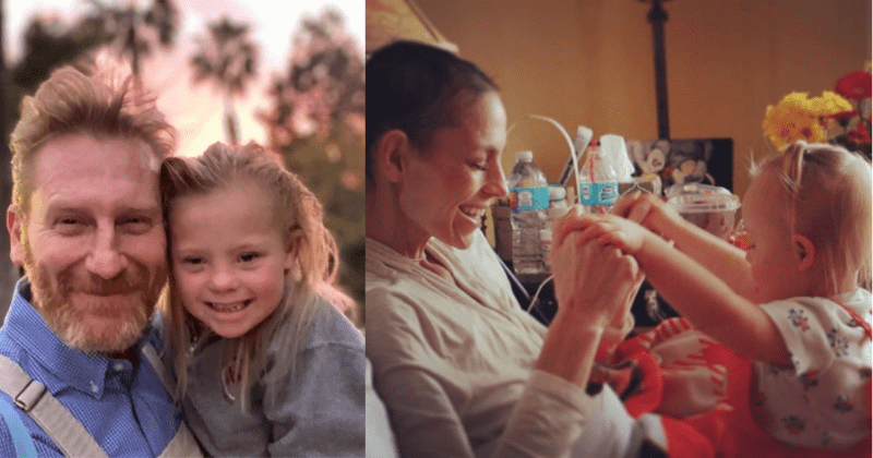 Single Dad Rory Feek Realizes How Incredible His Late Wife Joey Was As He S Raising Daughter With Down Syndrome Alone They married in 2002 and first burst onto the national scene as a duo in 2008 after competing on cmt's 'can you duet?' prior to that, rory feek was a successful songwriter, penning hits like the chain of love for clay walker and some. single dad rory feek realizes how